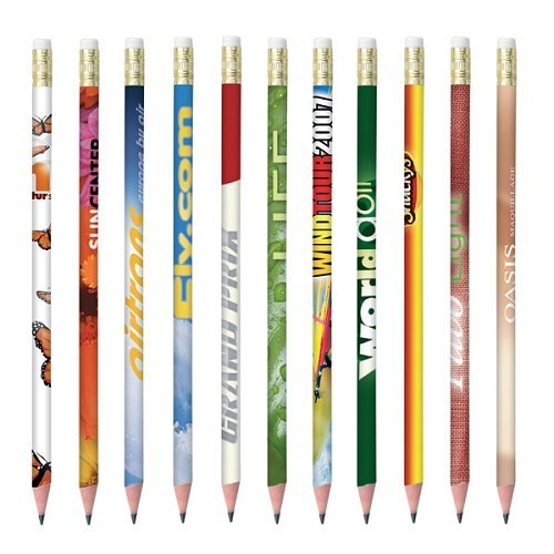 Bic evolution digital potlood met gum
