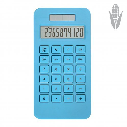 POCKET SOLAR CORN calculator